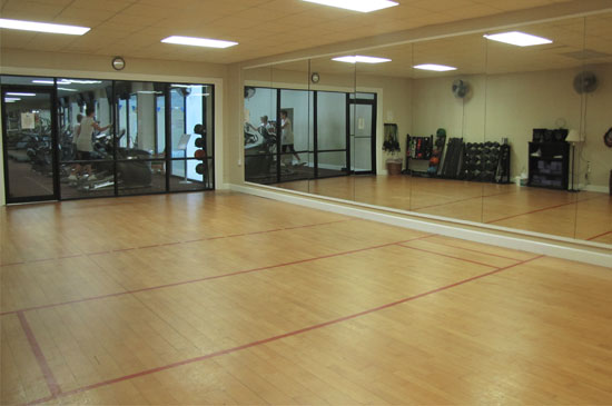 hilton head island the fitness center studio classes