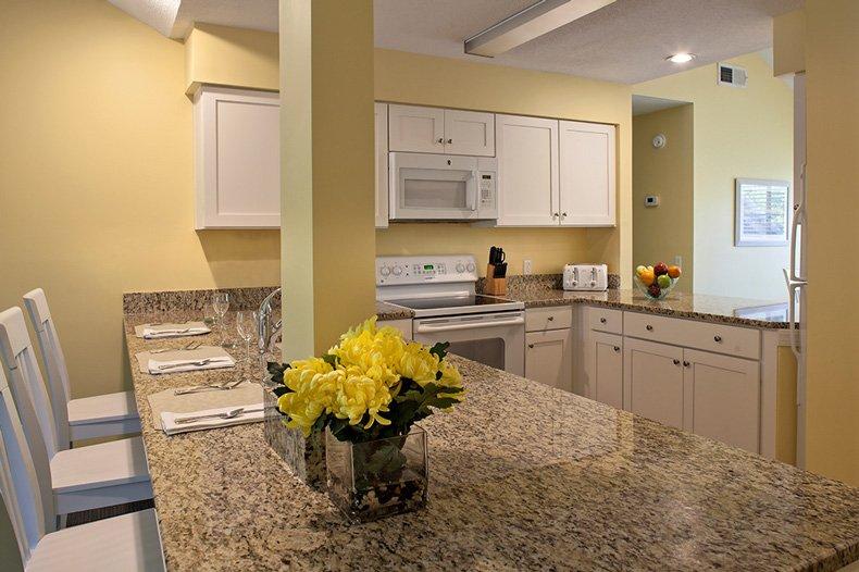 hilton head island carolina club resort 2 bedroom kitchen without phone