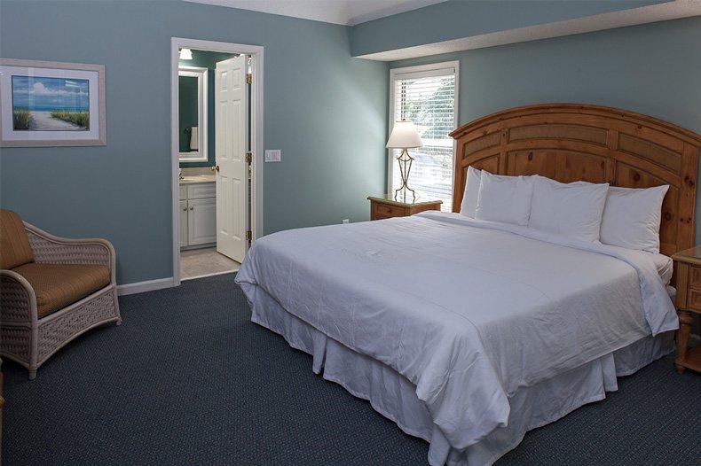 hilton head island carolina club resort 3 bedroom cottage 2nd master bedroom