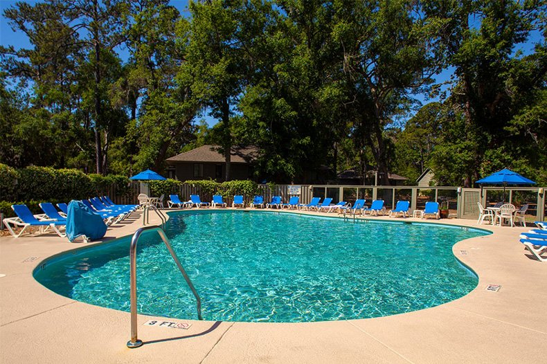 Spinnaker Resorts Hilton Head Island Map