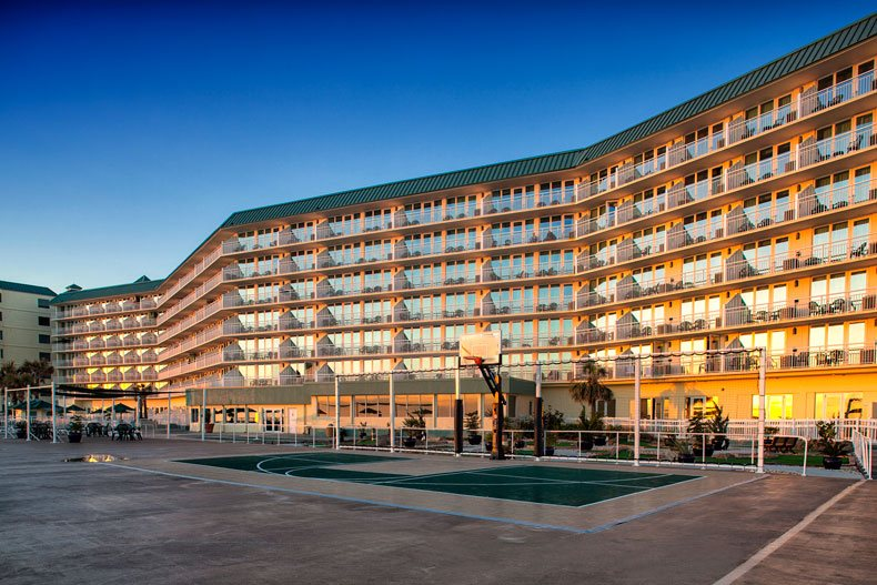 ormond beach royal floridian resort sportcourt