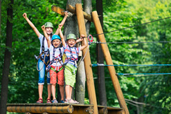 Branson summer family outdoor vacation