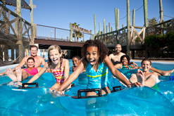 Branson summer family pool vacation