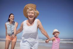 hilton head island beach family