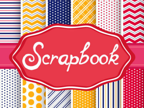 fall activities 2018 scrapbook