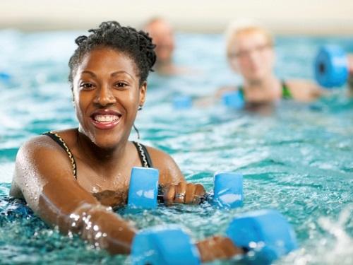 water aerobics summer blog activities spinnakerresorts