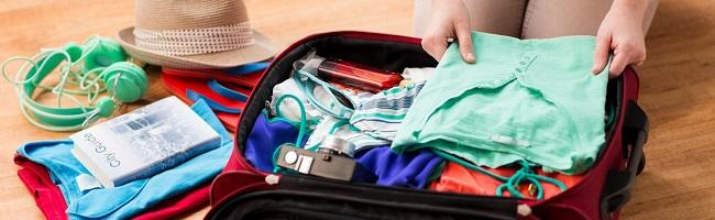 5 Things NOT to Forget When Packing for your Vacation