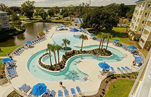 Bluewater Resort in Hilton Head SC - South Carolina