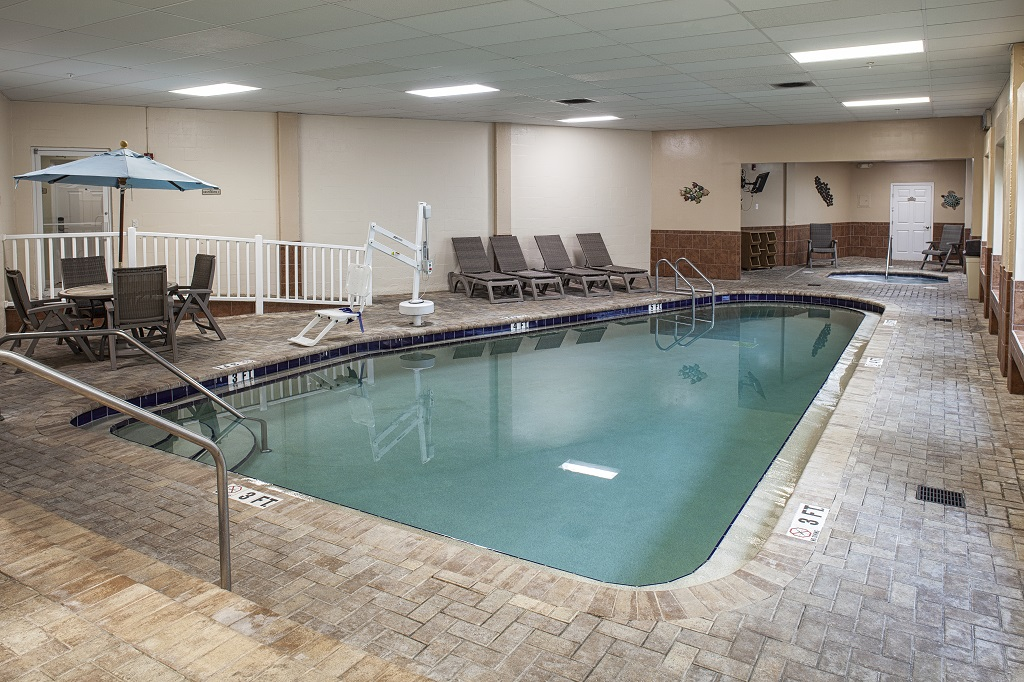 ormond beach royal floridian resorts indoor pool hot tub