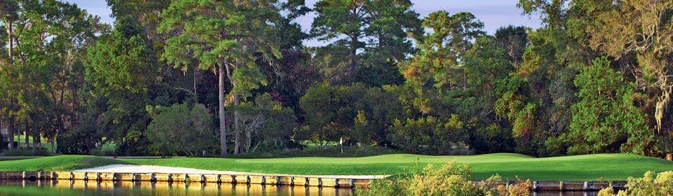 Arthur Hills Course - Palmetto Dunes Resort