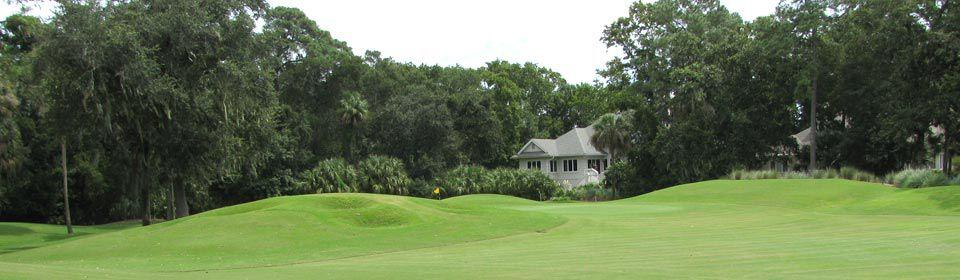 Island West Golf Course