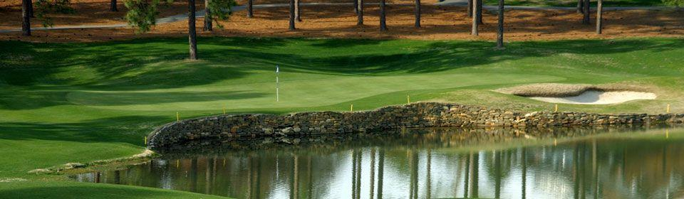 Robert Cupp Course - Palmetto Hall