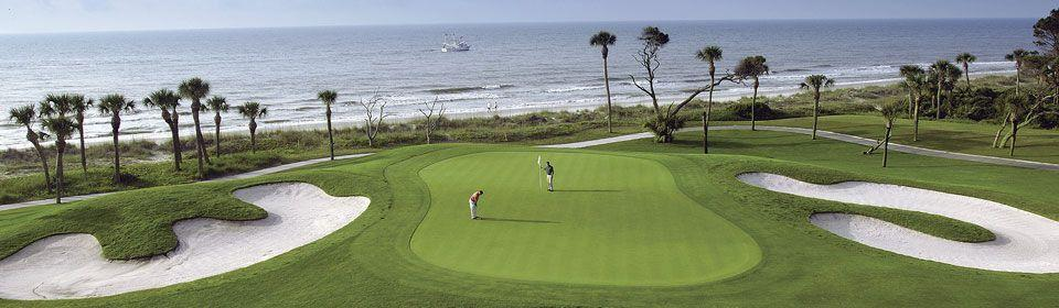 Robert Trent Jones Course - Palmetto Dunes Resort