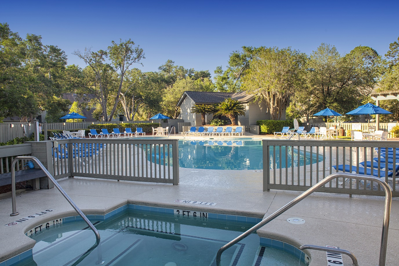 Hilton Head Island SC Resorts  Spinnaker Resorts