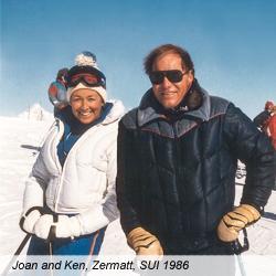 Ken and Joan Taylor