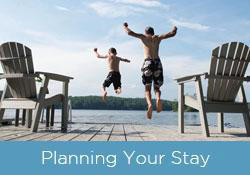 planning your stay