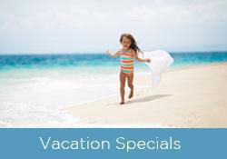 vacation special spinnaker resorts