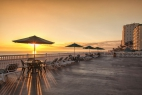 ormond-beach-royal-floridan-resort-sunset-rays