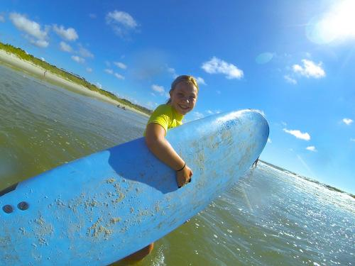 stand up paddleboard girl surfboard