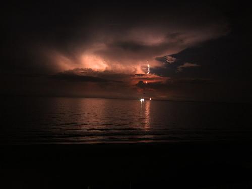 SAV Freeman M. Cooper III Hermitage TN Ormond Beach Sunday Night Storms