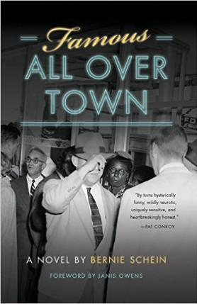Famous All Over Town A Novel