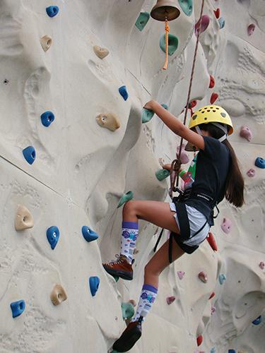 rock climbing wall 375px 500px