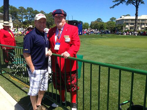 RBC golf tournament w Charles Perry 500x375