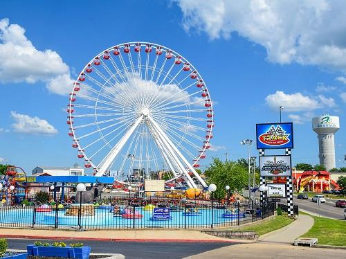 Branson Ferris Wheel Opening Day 500x375