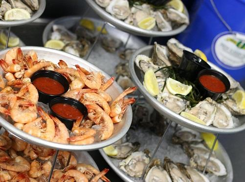 Poseidon oysters shrimp 500x375