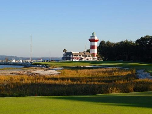 Harbour Town 18th