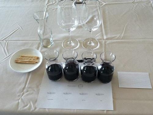 hilton head wine festival 2017 wine samples
