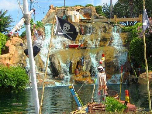 Pirates Island Adventure Golf 3