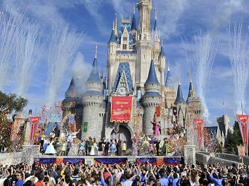 part 2 tips on Disney castle