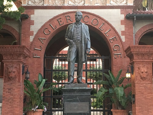 48 hours in ormond beach flagler college