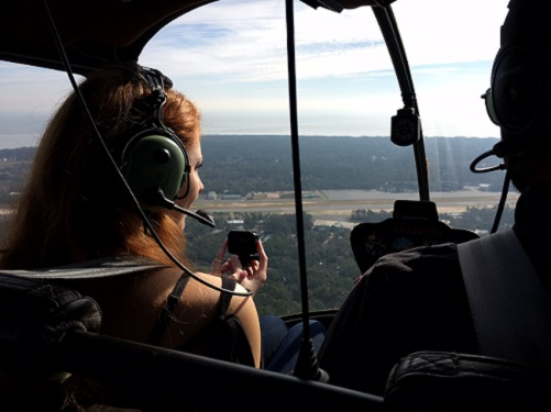 sierra fly into the new year with hilton head helicopter tours