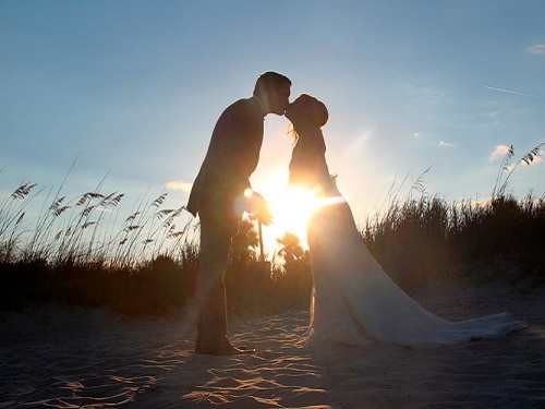 wedding say yes to a destination wedding with spinnaker resorts beach love