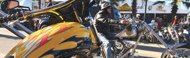2014 Daytona Beach Bike Week