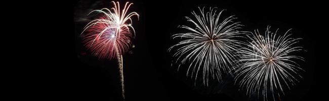 Fourth of July Celebration Island Style