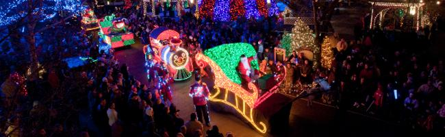 The Magic of the Silver Dollar City's Old Time Christmas Festival