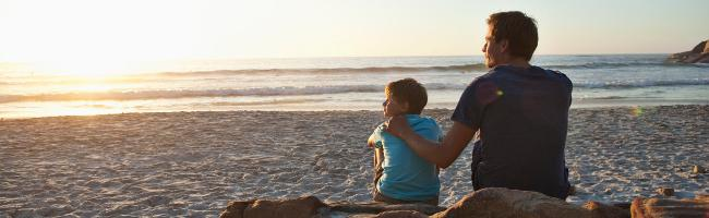 Being Brought up on the Island – My Tribute to Fathers