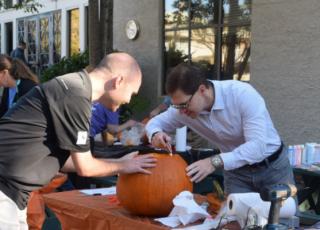 Pumpkin Carve-Fest 2018