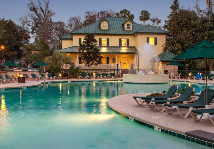 Hilton Head Resorts >> Hilton Head Island Waterside Resort Spinnaker Resorts