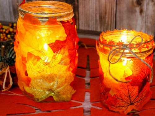 spinnaker-resorts-fall-activities-leaf-candle-mason-jar-crafts